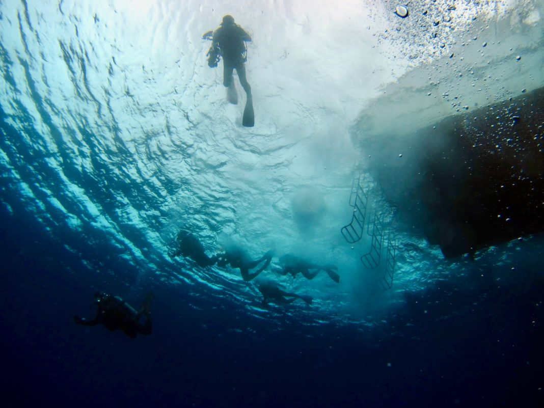 How deep can you Scuba dive?