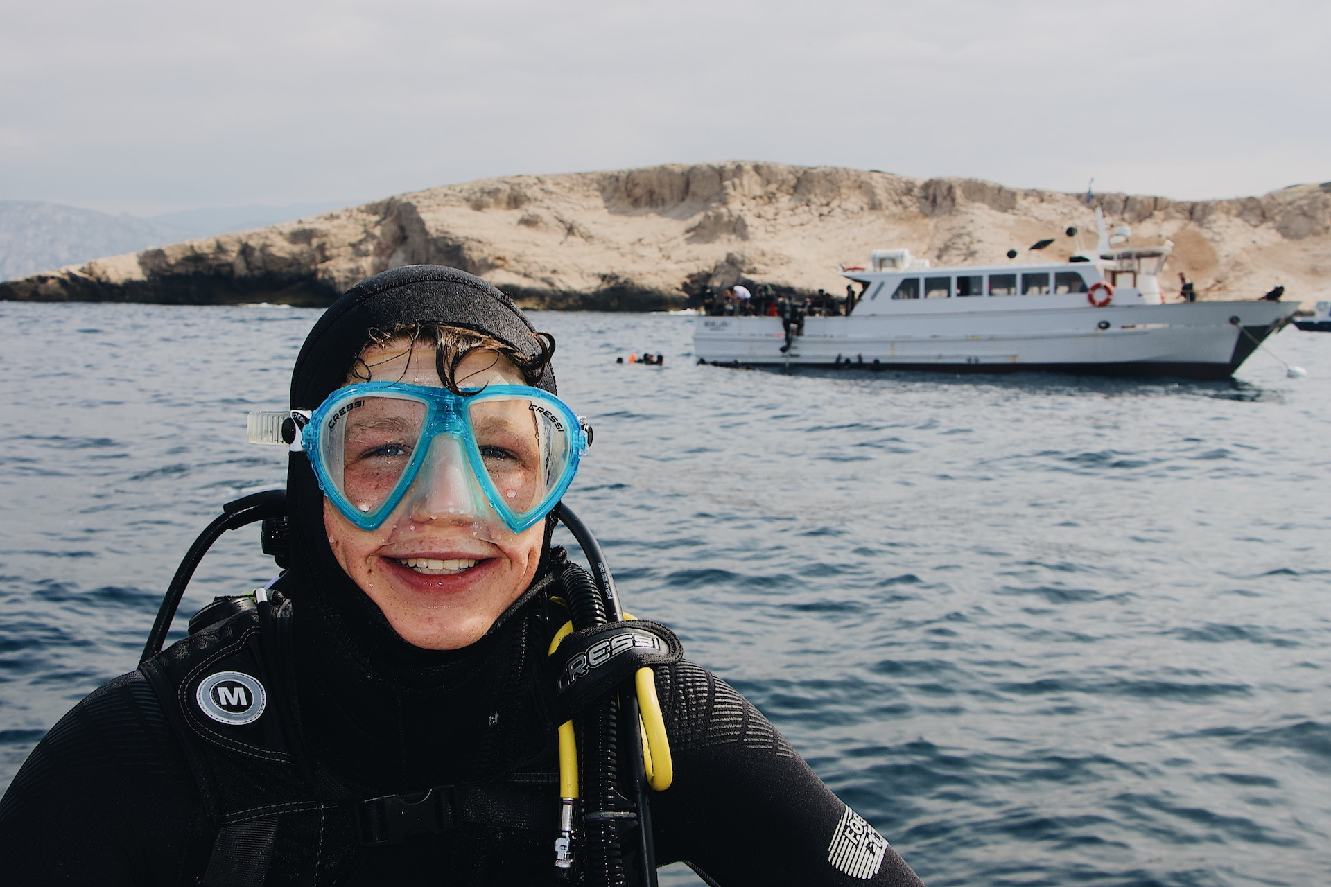 How old do you have to be to scuba dive - DOWN TO SCUBA