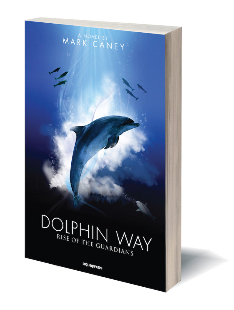 Dolphin Way: Rise of the Guardians, a fictional novel about the lives of dophins